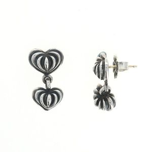 LAGOS Sterling Silver Heart Earrings